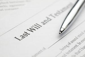 Estate planning and probate.